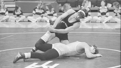 Simpson marks first wrestling great enshrined in MTSU Hall