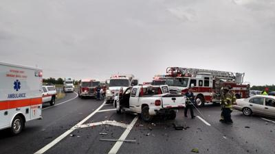 MFRD responds to two-car wreck on I-24 at 840 | News