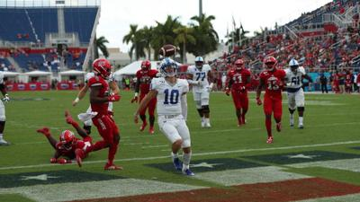 Turnovers plague MTSU in 28-13 road loss to FAU