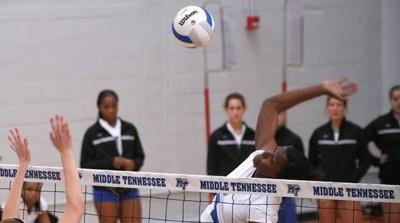 Volleyball standout Asberry headed to MTSU Ahletic Hall of Fame