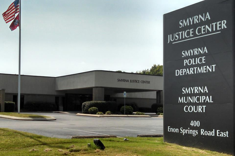 Smyrna Police Justice Center