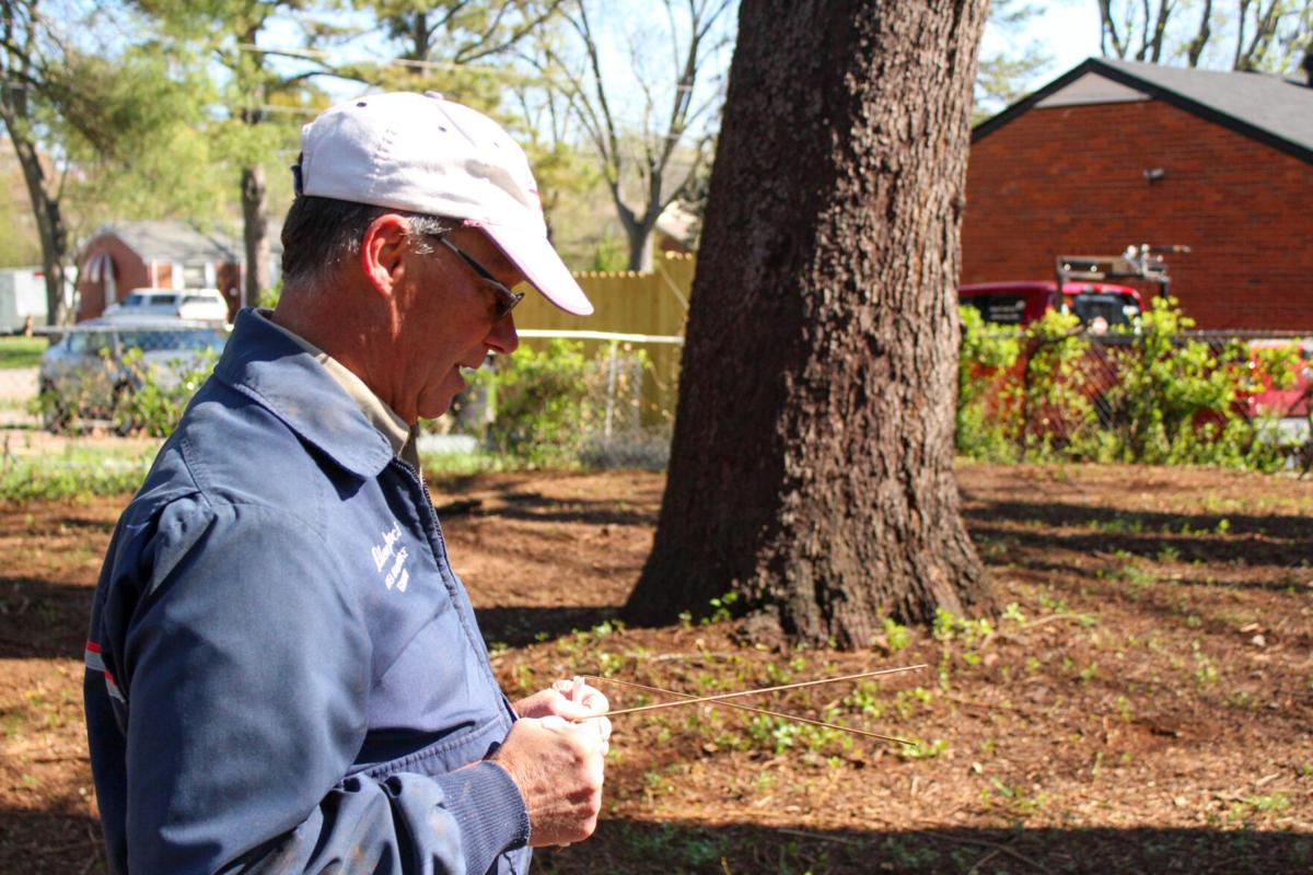 Murfreesboro resident launches Carothers Cemetery restoration project