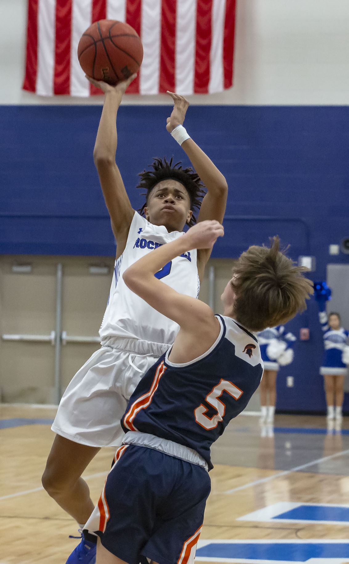 Summit basketball earns sweep at Rockvale