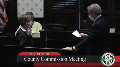 Joyce Ealy_County Commission