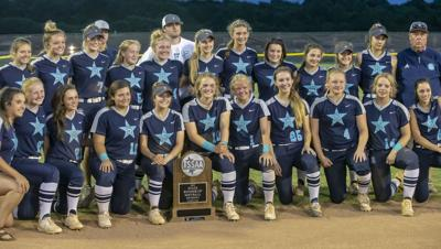 Siegel softball comes up just short in title game against Jefferson County