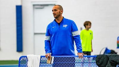 MTSU's Borendame named national tennis Coach of the Year