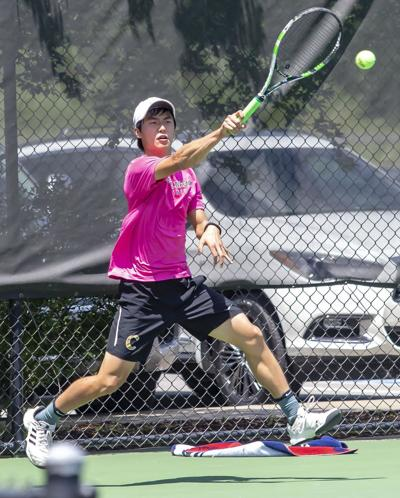 Central's Zou, Blackman's Mincey lead All-County Tennis Team