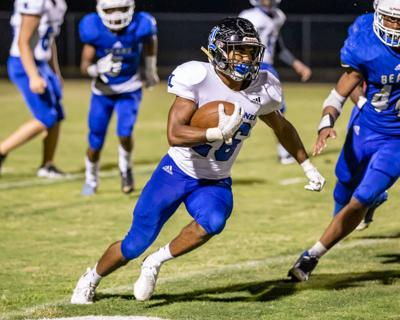 La Vergne bounces back with 68-0 win at Antioch
