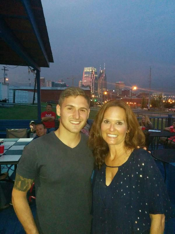 After Mtsu Detour Robbie Allison Chasing His Legacy Sports Murfreesboropost Com