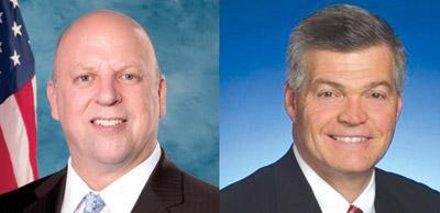 DesJarlais challenges Tracy on potential gas tax