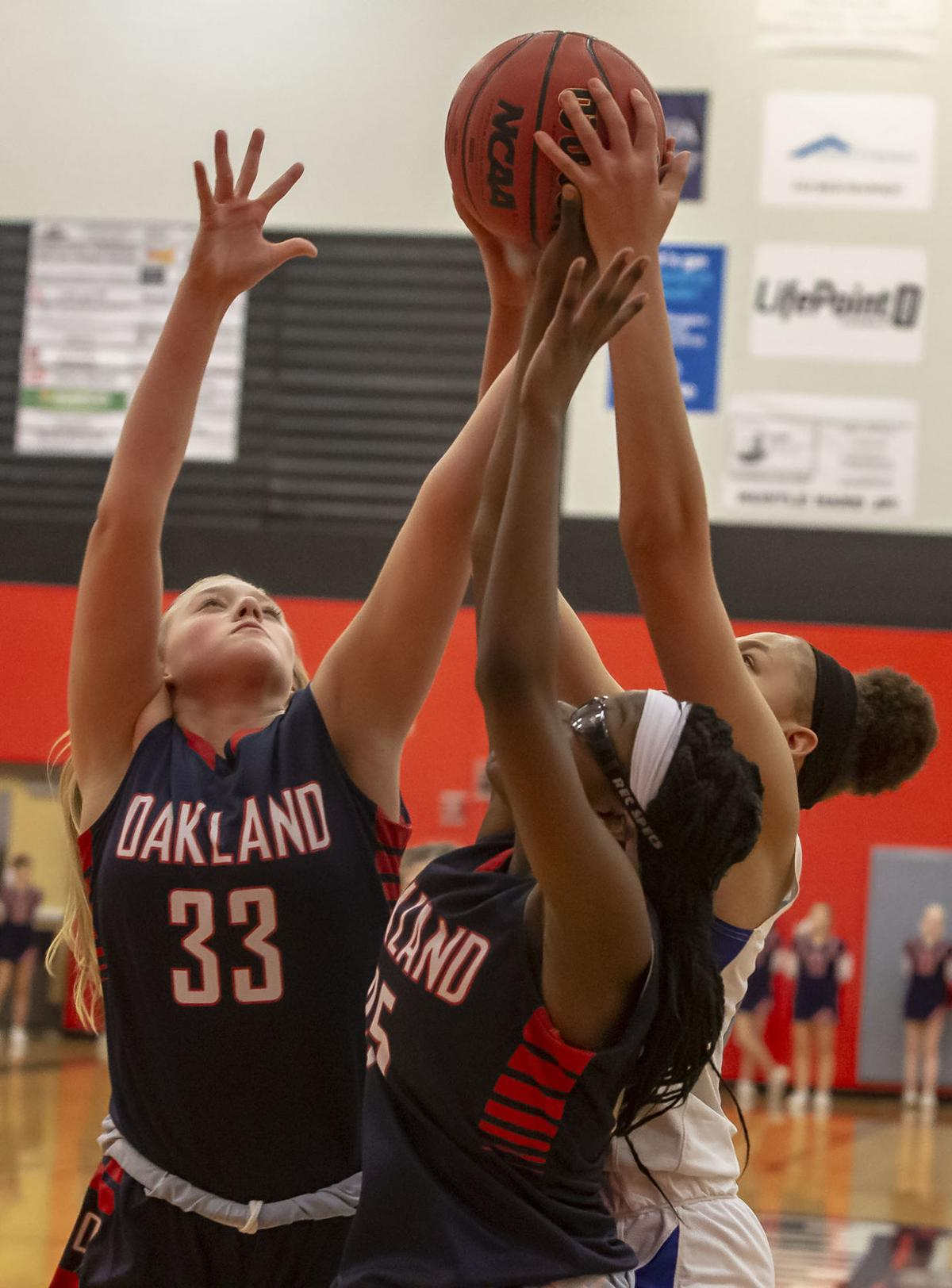 Oakland Middle girls top Richview to reach state finals