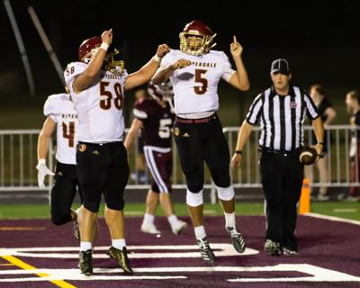 Smith leads Riverdale on,off field in 35-17 win at Cookeville