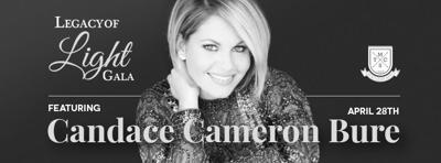 Candace Cameron Bure to speak at MTCS Legacy of Light Gala