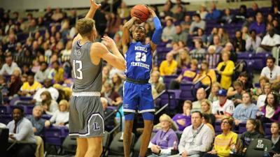 Jones, Green make key buckets to lead MTSU men past Lipscomb