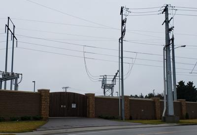 MED substation