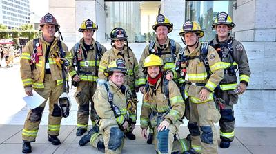 firefighters 911