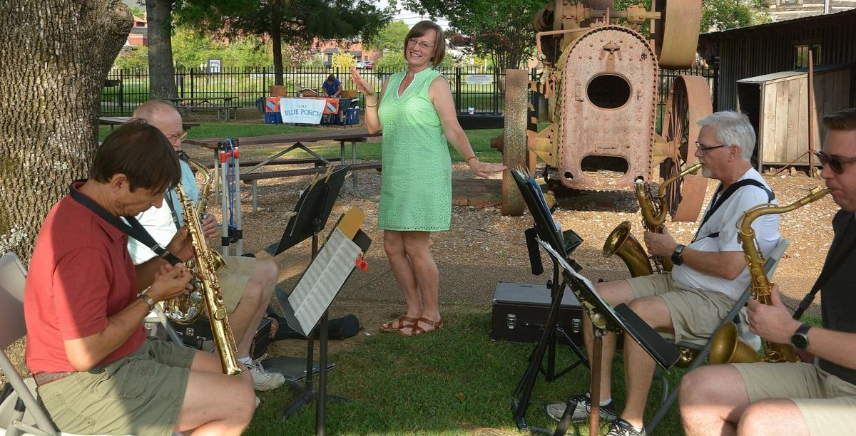 Donna Tenpenny of the Tennessee Philharmonic Symphony Orchestra (1)