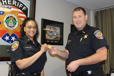 First black woman named Sheriff's Office lieutenant