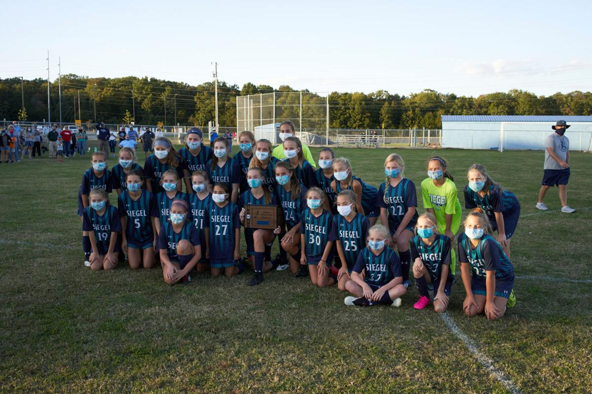 Siegel Middle soccer beats Blackman for county championship