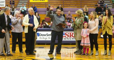 Smyrna's 'Coach T' honored for 30 triumphant years