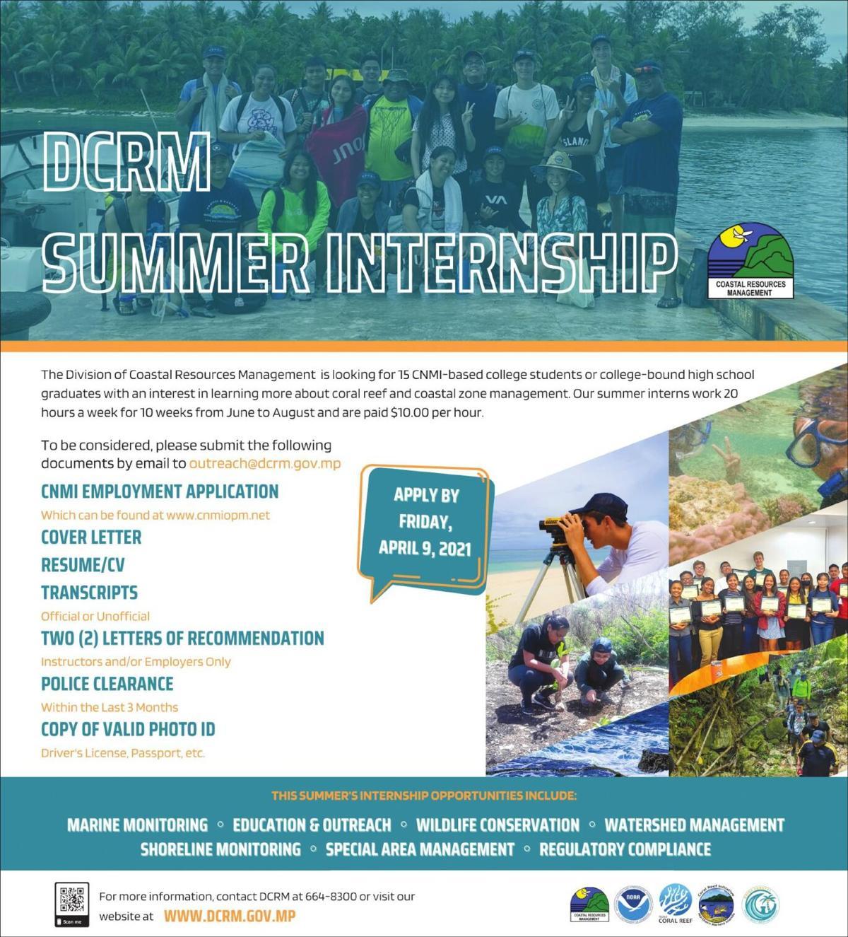 Internship Ad 2-5-2021