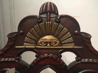 Rising Sun Chair