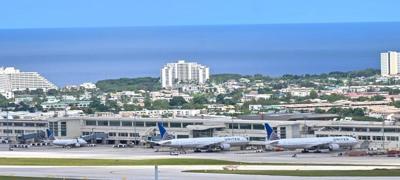Guam airport