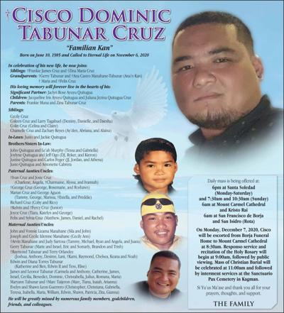 Cisco Dominic Tabunar Cruz