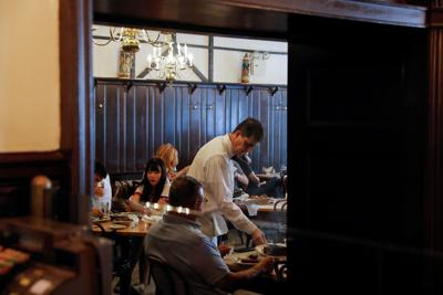 Peter Luger Steak House in Brooklyn, New York City