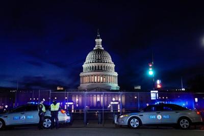 Capitol night