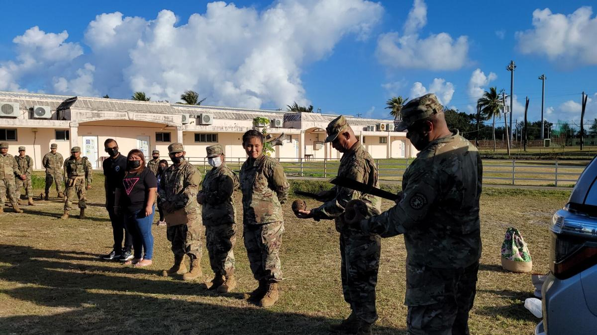 MHS Dolphin Battalion hosts 3rd Annual Extreme Raider Challenge - Coconut ceremony