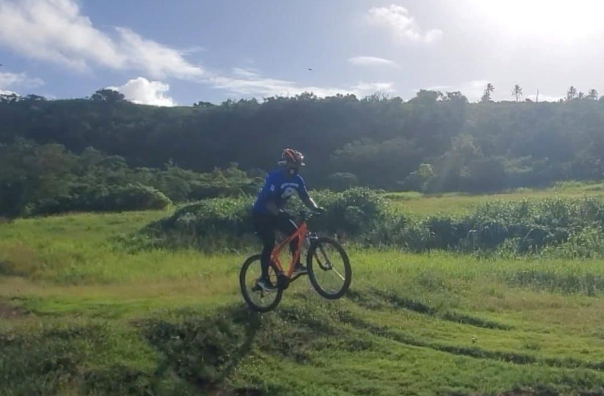 2 Jerry bike