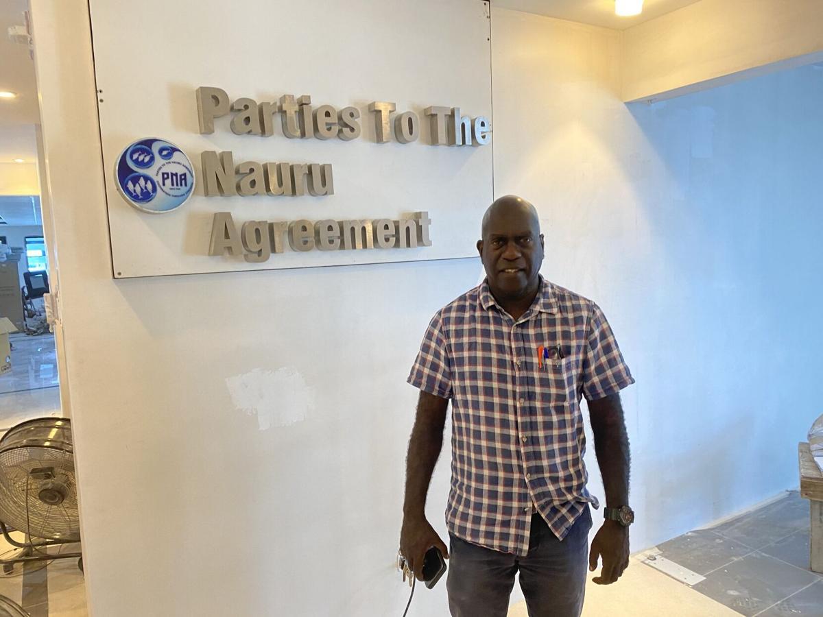 Pacific 'tuna cartel' names new CEO for Majuro HQ