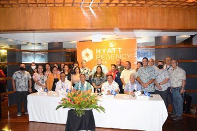 Hyatt land lease extension