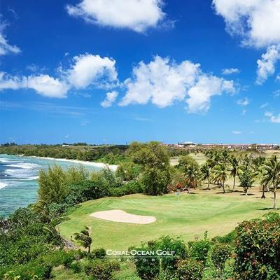 Coral Ocean Golf Resort