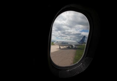 An A310 plane