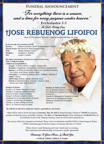 Jose Rebuenog Lifoifoi