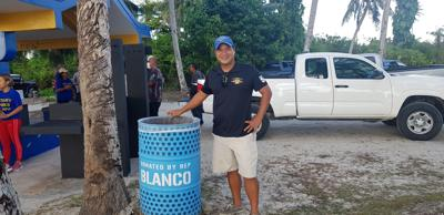 Rep. Blanco continues to support cleanup, beautification projects