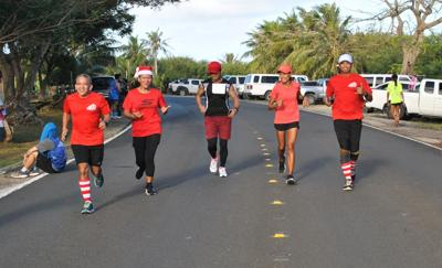 Life in the Son-Go the Xtra Mile Run/Walk