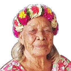 Adela Ilisari Quitugua first death anniversary