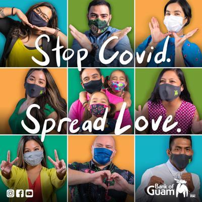 Stop COVID, Spread LOVE