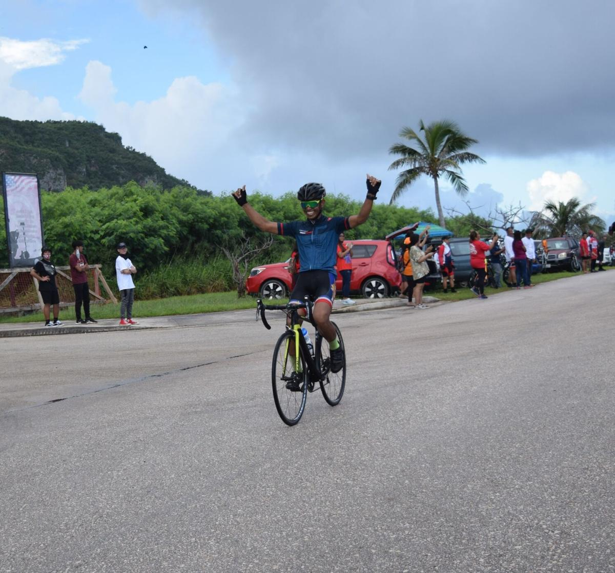 Butch Sublemente tops mountain bike race
