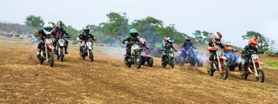 MRA Peewee riders