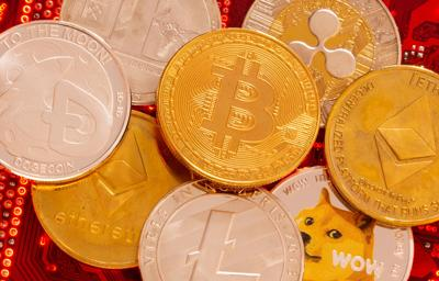 Representations of cryptocurrencies