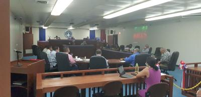Saipan legislative delegation confirms 3 zoning board nominees