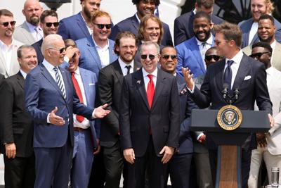 Joe Biden and the Bucs