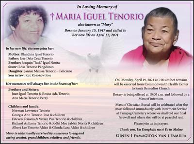 Maria Iguel Tenorio