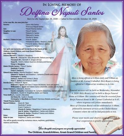 Delfina Naputi Santos