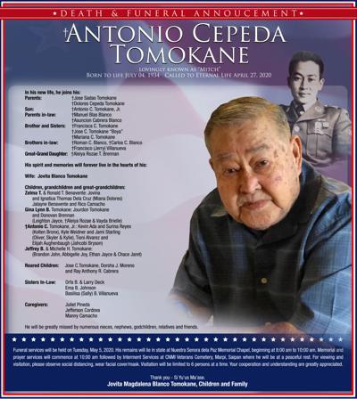 Antonio Cepeda Tomokane