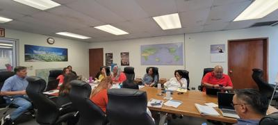 Marianas Pacific Airlines at MVA board meet